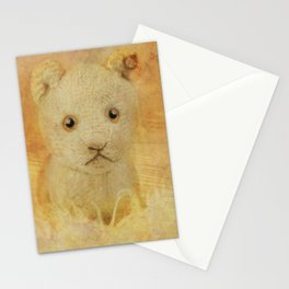 Little Lion cub Stationery Cards