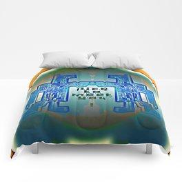 Nice to meet You / Robotic Lab Comforters