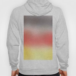 Flag of Germany  - With cloudy colors Hoody