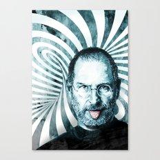 Steve Jobs Canvas Print