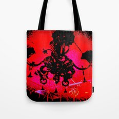 Hell's Chandelier Store Tote Bag