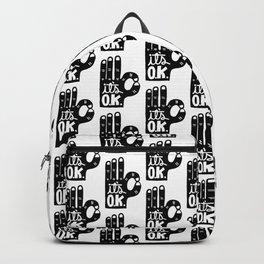 IT'S OKAY Backpack