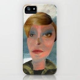 Agatha iPhone Case