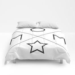Mom Star Comforters