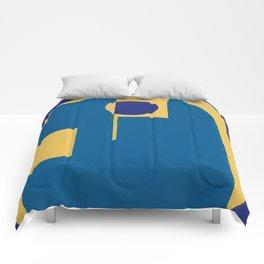 Crying Man Comforters