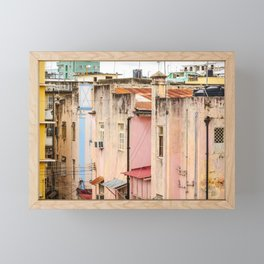 Urban Dar es Salaam Tanzania 3417 Framed Mini Art Print