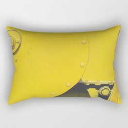 Mellow Yellow #1 Rectangular Pillow