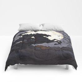The Headless Horseman Comforters