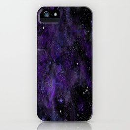 Jam Nebula iPhone Case