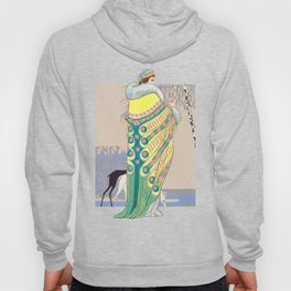 Art Deco 3 Hoody