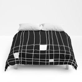 Mr. Mondrian Comforters