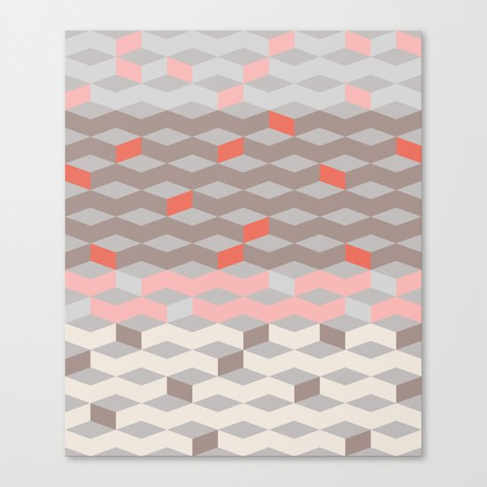 Pattern Collection  Canvas Print
