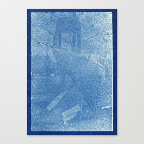 When I Was Your Age Canvas Print