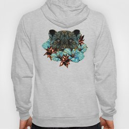 The Tiger and the Flower Hoody