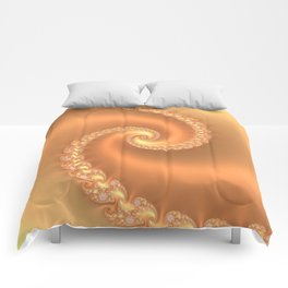 Butterscotch Comforters