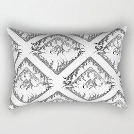 Diamond (1) Rectangular Pillow