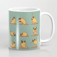 Pug Yoga Mug