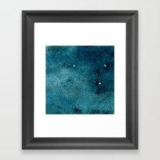 watercolor2 Framed Art Print