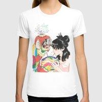 T-shirts featuring GungLok by Little Thunder