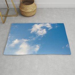 Cloud in a Blue Sky Rug