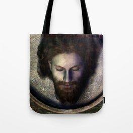Fatale - John - Rust Tote Bag