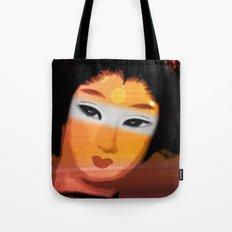 Digital Geisha II Tote Bag