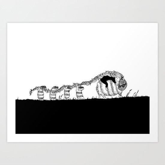 Dream Art Print