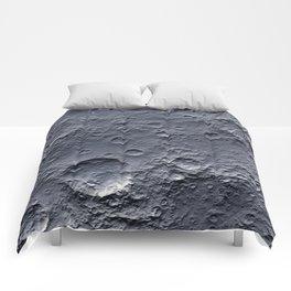 Moon Surface Comforters