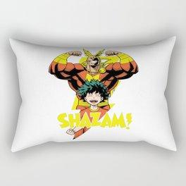 my hero academia Rectangular Pillow