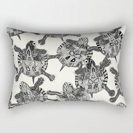 turtle party Rectangular Pillow