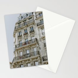 Paris, France Architecture Stationery Cards