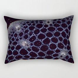 Stem of Water Lily Rectangular Pillow