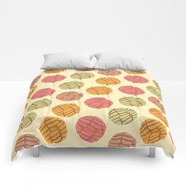 Concha Pattern Comforters