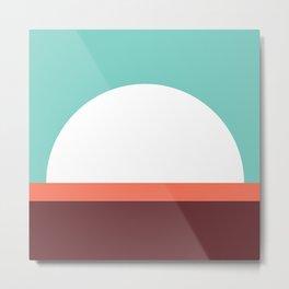 Sunseeker 07 Metal Print