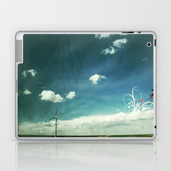 skyred Laptop & iPad Skin