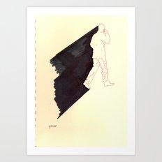 MRK Art Print