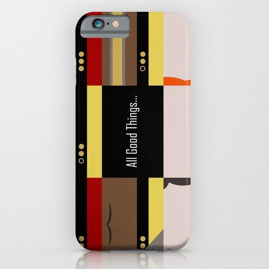 TNG - All Good Things - Minimalist Star Trek TNG The Next Generation 1701 D  startrek  Trektangles iPhone & iPod Case