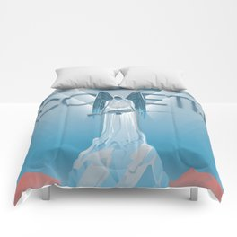 the COLD COMETH 2013 Comforters