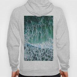 Emerald Tropical Ocean Shore Hoody