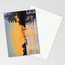 Pender Island Sunset Stationery Cards