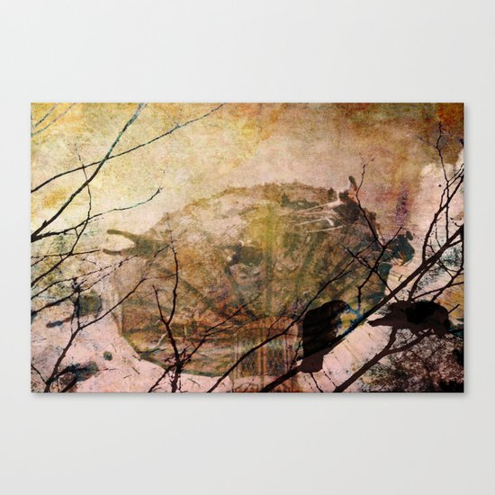 Dreams of Yesterday Canvas Print