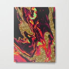 MICAT I Metal Print