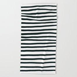 Stripey Stripes Beach Towel