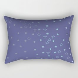 Star Fall Rectangular Pillow