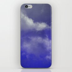 Grace Purple version iPhone & iPod Skin