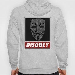 Binairy Vendetta: Disobey Hoody