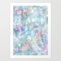 Vibe of the Jungle -G Art Print