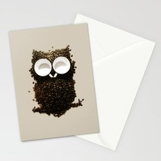 Hoot! Night Owl! Stationery Cards