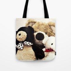 Bearily Bearily Tote Bag