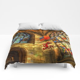 St Giles Cathedral Edinburgh Comforters